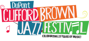 cliffordbrownjazzfest.org logo